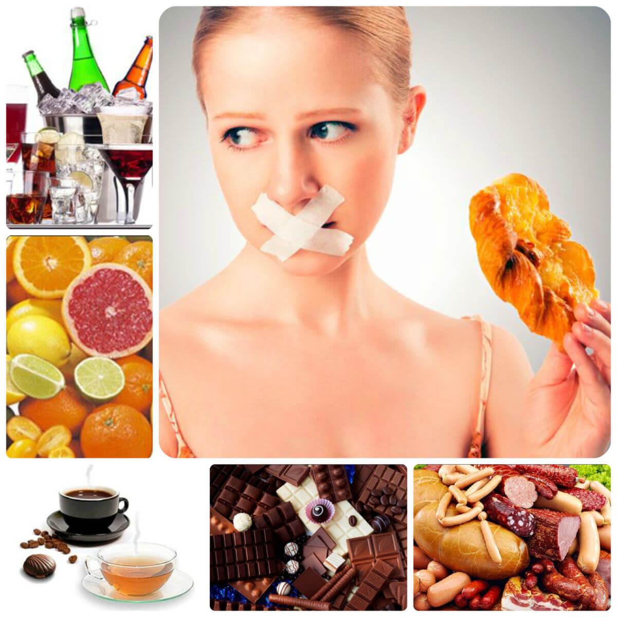 Что нельзя есть при воспалении суставов