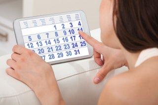 Как рассчитать дни, в которые можно забеременеть