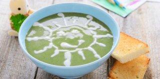 Суп-пюре для детей от года