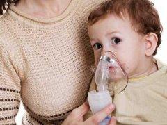 Ингаляции при ларингите у детей — как проводить, что использовать?