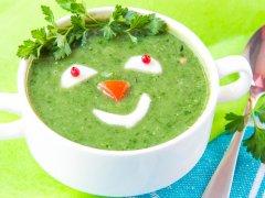 Польза супов для детей от года