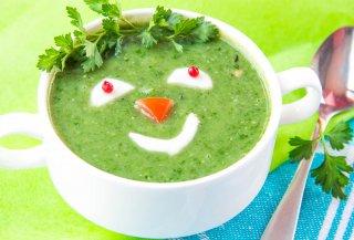время введения супов в прикорм