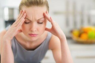 Причины головной боли после еды при беременности