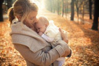 Появление ребенка осенью