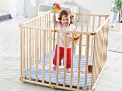 Нужен ли манеж для ребенка? Отзывы родителей