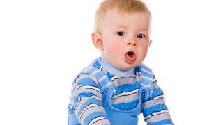 у малыша ОРВИ или фарингит