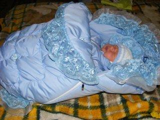 особенности одевания новорожденного на выписку в зимнее время