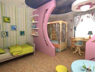 Рабочее место для ребенка