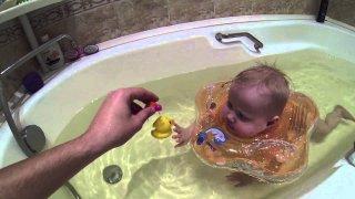 специальные игрушки для ванны