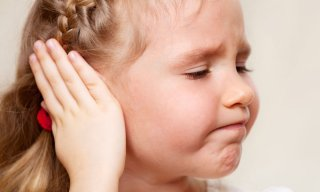 объём среднего уха
