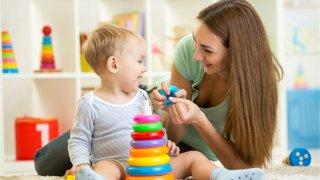Развивающие игры для малыша в 13 месяцев