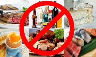 Непереваренные компоненты пищи