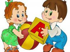Игры для малышей 4-5 лет — растим юного гения