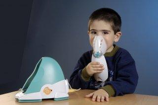небулайзер лечение насморка
