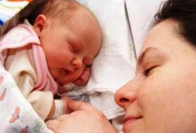 режим новорожденного