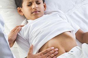 Аппендицит у детей: виды и признаки заболевания