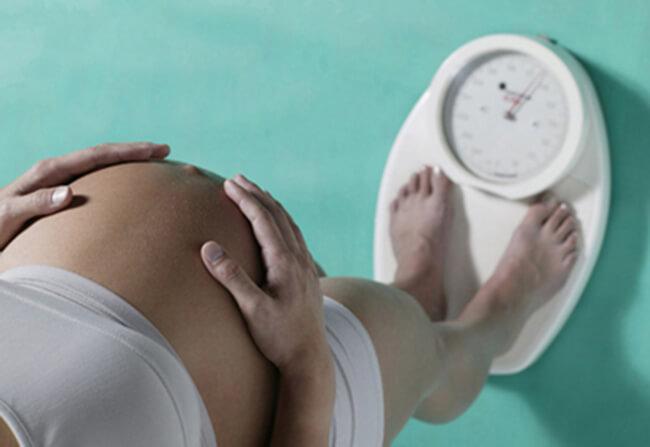 Беременность: прибавка в весе по неделям