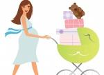Что необходимо купить к рождению ребенка: шопинг будущей мамы