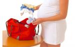 Что нужно в роддом для малыша: список необходимых вещей