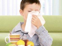 Что делать, если у ребенка сопли текут ручьем?