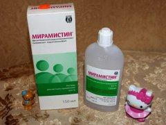 Как разводить Мирамистин для полоскания горла, от чего он помогает?