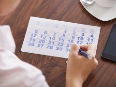 Эффективен ли метод контрацепции по календарю?