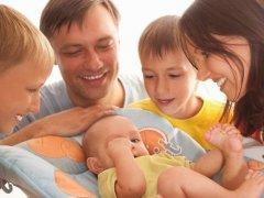 Льготы при рождении 3 ребёнка, новогодние новшества в сравнении
